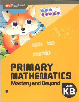 Primary Mathematics Mastery and Beyond Kindergarten B
