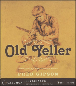 Old Yeller Unabridged CD