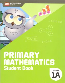 Primary Mathematics Student Book 1A (Revised edition)