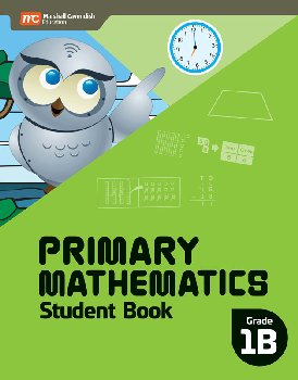 Primary Mathematics Student Book 1B (Revised edition)