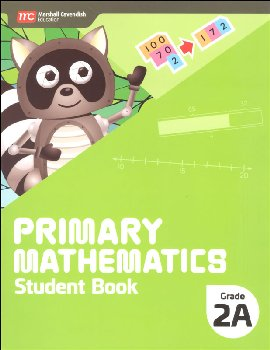 Primary Mathematics Student Book 2A (Revised edition)
