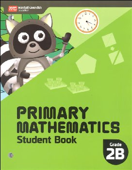 Primary Mathematics Student Book 2B (Revised edition)