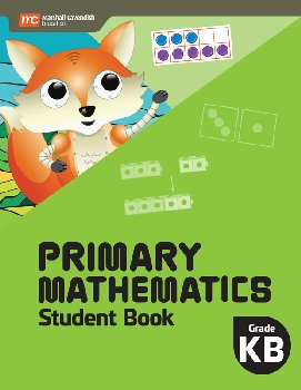 Primary Mathematics Student Book Kindergarten B