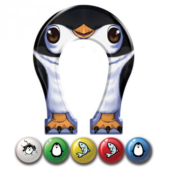 Penguin Magnet Play Set (Animal Magnetism)