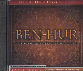 Ben Hur Audio CD