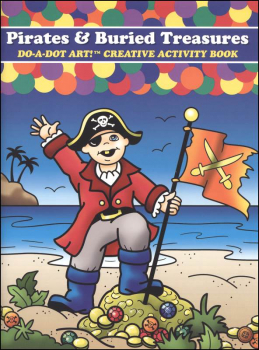 Pirates & Buried Treasures Creative Activity Book