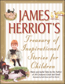 James Herriot's Treasury Inspirtnl Str Childn
