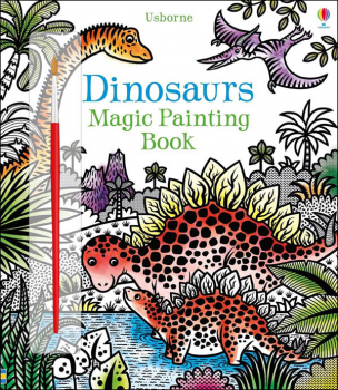 Dinosaurs Magic Painting Book (Magic Painting Books)