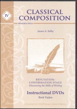 Classical Composition IV: Refutation-Confirmation Stage Instructional DVD
