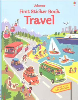 First Sticker Book - Travel