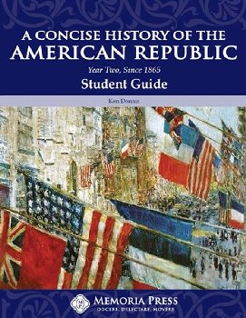 Concise History of the American Republic Year II Student Book