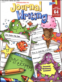 Introduction to Journal Writing Grade 1