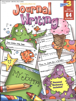 Introduction to Journal Writing Grade 3