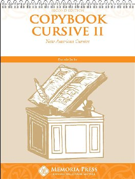 Copybook Cursive Book 2, Second Edition