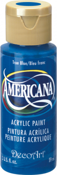 Americana Acrylic Paint 2 oz True Blue