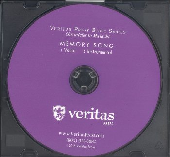 Veritas Bible Chronicles through Malachi and Job CD