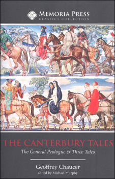 Canterbury Tales (Prologue & Three Tales) Edited Version