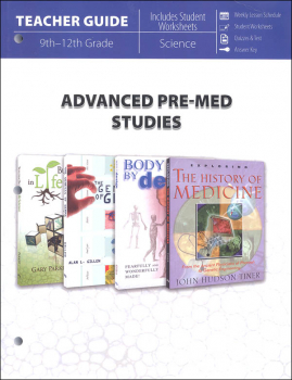 Advanced Pre-Med Studies Teacher Guide