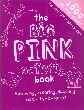 Big Pink Activity Book