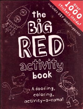 Big Red Activity Book