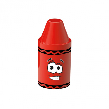 Crayola Storage Tip Small, Red