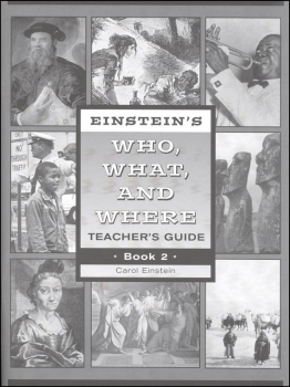 Einstein's Who, What and Where Book 2 Teacher