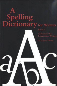 Spelling Dictionary for Writers Book 2