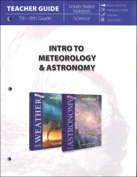 Intro to Meteorology & Astronomy Teacher Guide