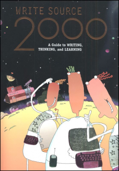 Write Source 2000 (1999 ed) Handbook