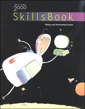 Write Source 2000 (1999 ed) SkillsBook Gr 7