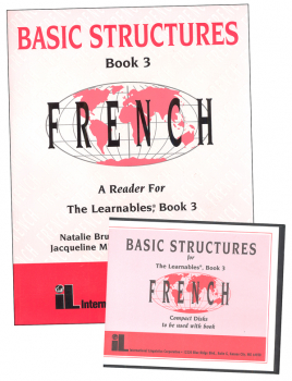 French Basic Structures 3 Complete Set with CDs