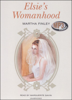 Elsie's Womanhood MP3-CD