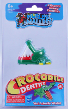 World's Smallest Crocodile Dentist Games