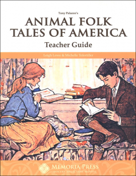 Animal Folk Tales of America Teacher Guide