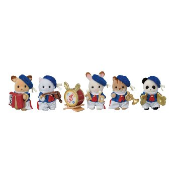 Baby Celebration Marching Band (Calico Critters)