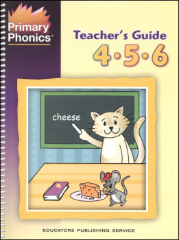 Primary Phonics Teacher's Guide 4-5-6