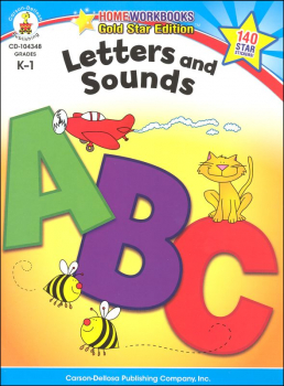 Letters and Sounds (Home Workbook)