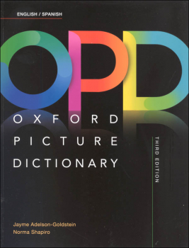 Oxford Picture Dictionary:English/Spanish 3Ed