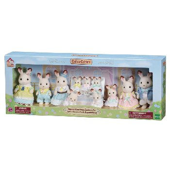 Hopscotch Family Celebration Set (Calico Critters)