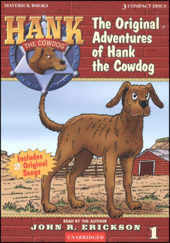 Hank #1 Audio CD