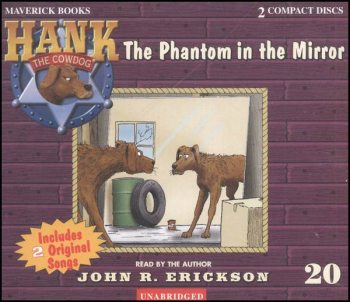 Hank #20 - Phantom in the Mirror Audio CD