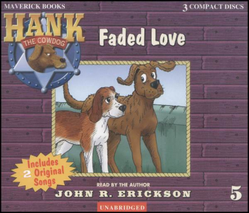 Hank #5 Audio CD