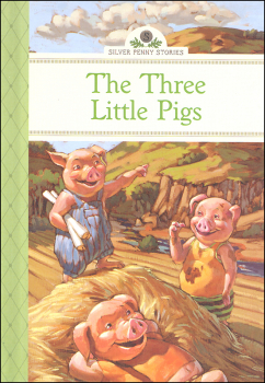 Three Little Pigs (Silver Penny Stories)