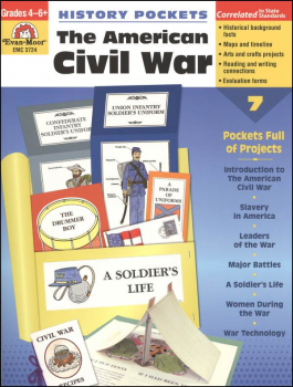 History Pockets - American Civil War