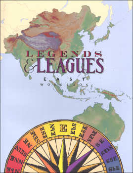 Legends & Leagues East: Workbook