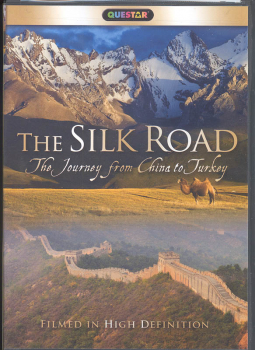 Silk Road: Journey from China to Turkey DVD