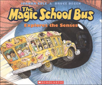 Magic School Bus Explores the Senses