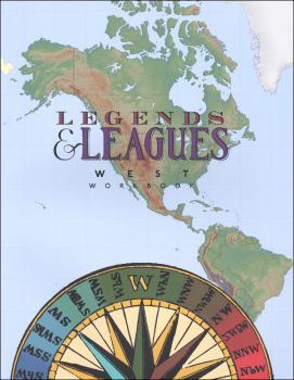 Legends & Leagues West: Workbook