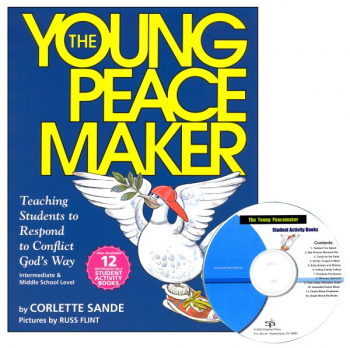 Young Peacemaker SET (Manual w Activity CD)