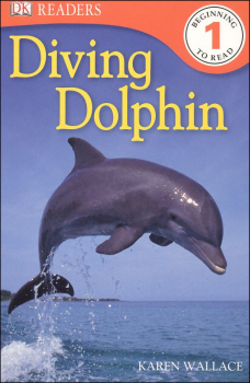 Diving Dolphin (DK Reader Level 1)